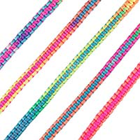 Sunny skies medical alert bracelet comes in a variety of colors