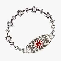 Emmeline Medical Alert Bracelet
